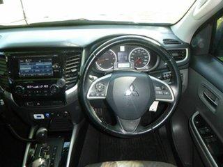2016 Mitsubishi Triton MQ MY16 GLX Double Cab Black 5 Speed Sports Automatic Utility
