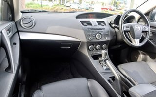 2012 Mazda 3 BL1072 SP20 SKYACTIV-Drive SKYACTIV Grey 6 Speed Sports Automatic Hatchback.