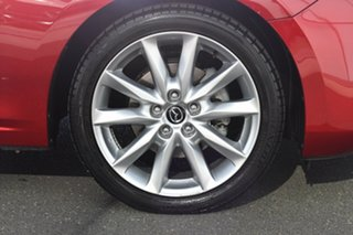 2018 Mazda 3 BN5438 SP25 SKYACTIV-Drive GT Red 6 Speed Sports Automatic Hatchback