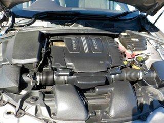 2010 Jaguar XF X250 MY11 75th Anniversary Grey 6 Speed Sports Automatic Sedan