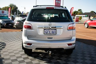 2017 Holden Trailblazer RG MY18 LTZ Silver 6 Speed Sports Automatic Wagon.