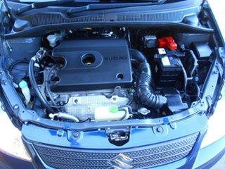 2007 Suzuki SX4 GYA Blue 4 Speed Automatic Hatchback