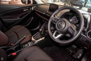 2021 Mazda 2 DL2SAA G15 SKYACTIV-Drive Pure Red 6 Speed Sports Automatic Sedan
