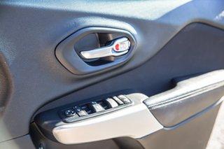 2017 Jeep Cherokee KL MY17 Longitude Brilliant Black Crystal Pearl 9 Speed Sports Automatic Wagon