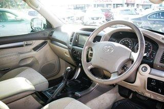 2003 Toyota Landcruiser Prado GRJ120R GXL Fawn 4 Speed Automatic Wagon