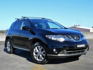 2013 Nissan Murano Z51 Series 3 TI Black 6 Speed Constant Variable Wagon.