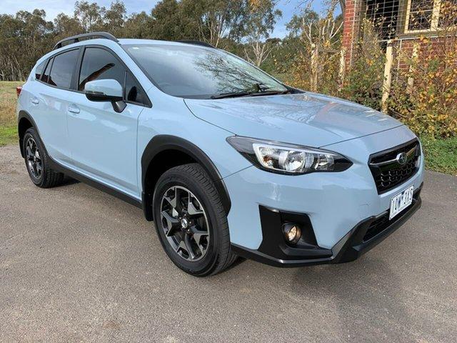 Used Subaru XV 2.0I-L Geelong, 2019 Subaru XV G5X 2.0I-L Grey Constant Variable Wagon