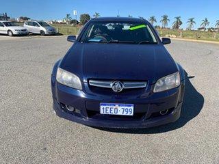 2007 Holden Berlina VE Blue 4 Speed Automatic Sedan.