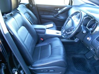 2013 Nissan Murano Z51 Series 3 TI Black 6 Speed Constant Variable Wagon