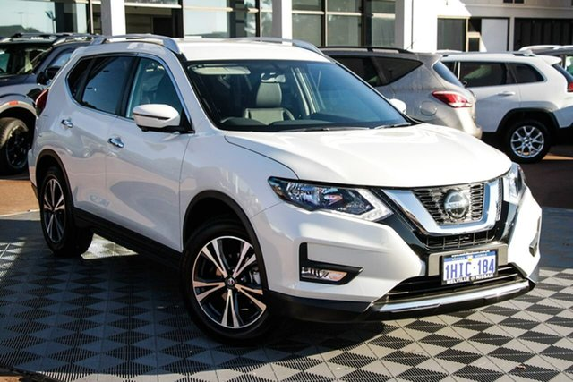 Demo Nissan X-Trail T32 MY21 ST-L X-tronic 2WD Melville, 2021 Nissan X-Trail T32 MY21 ST-L X-tronic 2WD Ivory Pearl 7 Speed Constant Variable Wagon