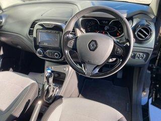2015 Renault Captur J87 Dynamique EDC Black 6 Speed Sports Automatic Dual Clutch Hatchback