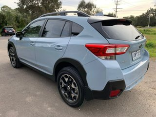 2019 Subaru XV G5X 2.0I-L Grey Constant Variable Wagon.