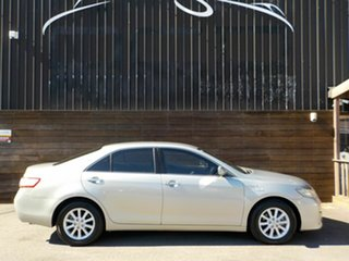 2011 Toyota Camry AHV40R Hybrid Silver 1 Speed Constant Variable Sedan Hybrid.