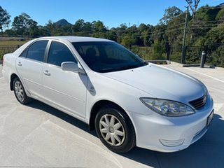 2006 Toyota Camry ACV36R MY06 Altise White 4 Speed Automatic Sedan.