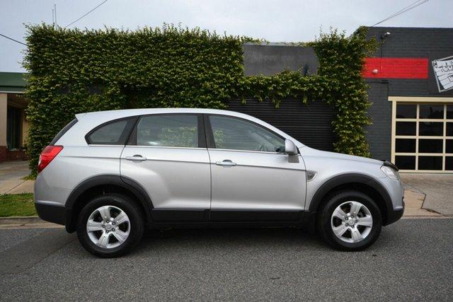 Used Holden Captiva CG SX (4x4) Blair Athol, 2007 Holden Captiva CG SX (4x4) Silver 5 Speed Manual Wagon