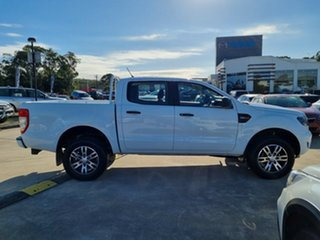 2018 Ford Ranger PX MkII 2018.00MY XL Hi-Rider White 6 Speed Sports Automatic Utility.