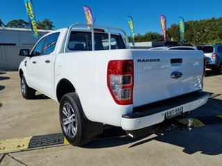 2018 Ford Ranger PX MkII 2018.00MY XL Hi-Rider White 6 Speed Sports Automatic Utility