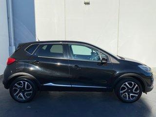 2015 Renault Captur J87 Dynamique EDC Black 6 Speed Sports Automatic Dual Clutch Hatchback.