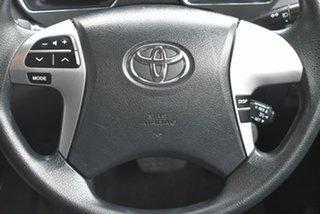 2011 Toyota Kluger GSU45R MY11 KX-R AWD Grey 5 Speed Sports Automatic Wagon
