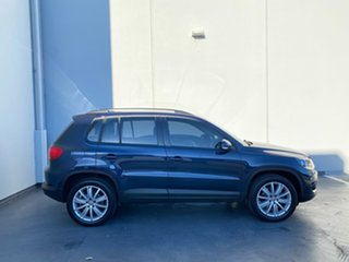 2012 Volkswagen Tiguan 5N MY12.5 132TSI Tiptronic 4MOTION Pacific Blue 6 Speed Sports Automatic.