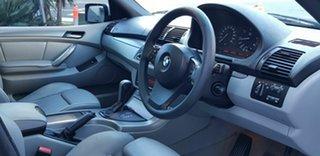 2006 BMW X5 E53 3.0D Silver 6 Speed Automatic Wagon