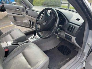 2002 Subaru Forester 79V MY03 XS AWD Luxury Silver 4 Speed Automatic Wagon