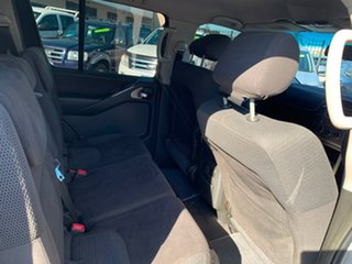 2006 Nissan Pathfinder R51 ST-L (4x4) Silver 5 Speed Automatic Wagon