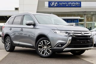 2017 Mitsubishi Outlander ZK MY17 LS 4WD 6 Speed Constant Variable Wagon.