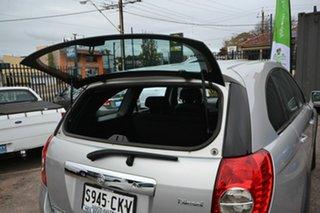 2007 Holden Captiva CG SX (4x4) Silver 5 Speed Manual Wagon