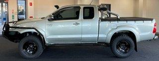2014 Toyota Hilux KUN26R MY14 SR5 Xtra Cab Silver 5 Speed Manual Utility