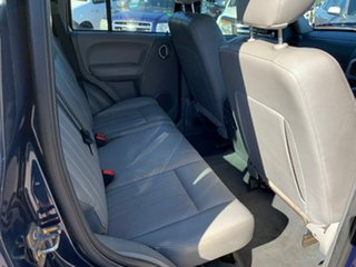 2007 Jeep Cherokee KJ MY05 Upgrade II Limited (4x4) Blue 4 Speed Automatic Wagon
