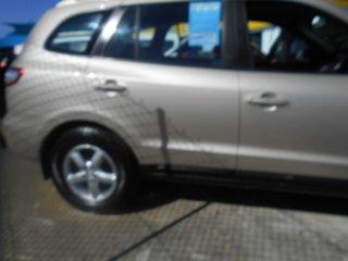 2006 Hyundai Santa Fe CM MY07 SLX Gold 4 Speed Sports Automatic Wagon