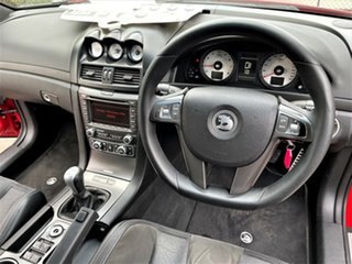 2006 Holden Special Vehicles GTS E Series Red 6 Speed Manual Sedan