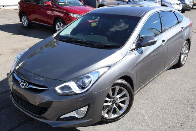 Used Hyundai i40 VF3 Premium Moorooka, 2014 Hyundai i40 VF3 Premium Grey 6 Speed Sports Automatic Sedan