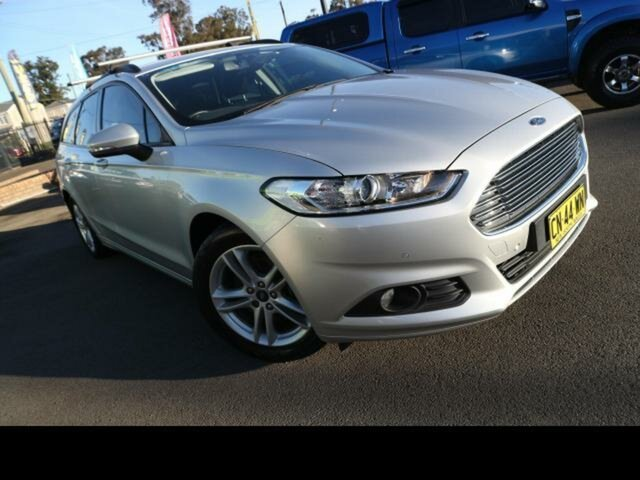 Used Ford Mondeo Kingswood, Ford 2017.5 MY WAGON AMBIENTE . 2.0DIESEL 6SP PSHIF