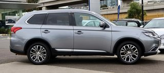 2017 Mitsubishi Outlander ZK MY17 LS 4WD 6 Speed Constant Variable Wagon