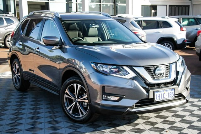 Demo Nissan X-Trail T32 MY21 ST-L X-tronic 2WD Melville, 2021 Nissan X-Trail T32 MY21 ST-L X-tronic 2WD Gun Metallic 7 Speed Constant Variable Wagon