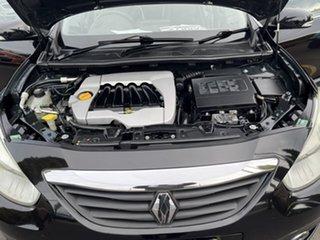 2011 Renault Fluence L38 Privilege Black 6 Speed Constant Variable Sedan