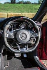 2018 Mercedes-Benz CLA-Class C117 808+058MY CLA45 AMG SPEEDSHIFT DCT 4MATIC Jupiter Red 7 Speed