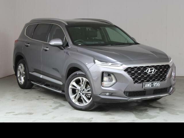 Used Hyundai Santa Fe DM5 MY18 Highlander CRDi (4x4) Phillip, 2018 Hyundai Santa Fe DM5 MY18 Highlander CRDi (4x4) Grey 6 Speed Automatic Wagon