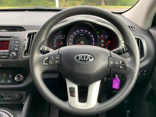 2013 Kia Sportage SL SI White Sports Automatic Wagon