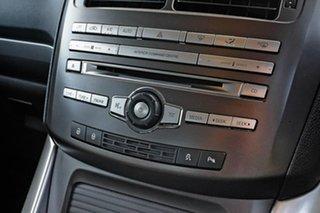 2016 Ford Territory SZ MkII TX Seq Sport Shift Silver 6 Speed Sports Automatic Wagon