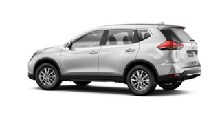 2021 Nissan X-Trail T32 MY21 ST X-tronic 4WD Brilliant Silver 7 Speed Constant Variable Wagon