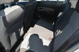 2010 Holden Cruze JG CD Silver 6 Speed Automatic Sedan