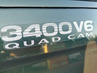 1999 Toyota Landcruiser Prado VZJ95R Snowy GXL Green 4 Speed Automatic Wagon