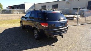 2011 Ford Territory SZ Titanium (4x4) Grey 6 Speed Automatic Wagon
