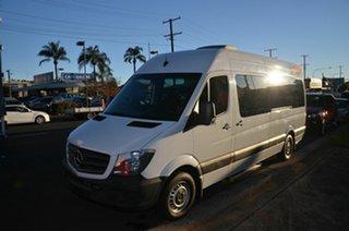 2017 Mercedes-Benz Sprinter 906 MY16 Transfer (313) White 7 Speed Automatic Bus