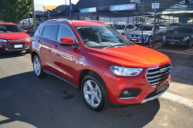 Used Haval H2 MY20 Premium 2WD Toowoomba, 2020 Haval H2 MY20 Premium 2WD Maroon 6 Speed Automatic Wagon