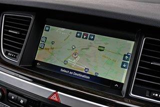 2014 Hyundai Genesis DH Grey 8 Speed Sports Automatic Sedan.