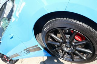 2019 Toyota 86 ZN6 GTS Performance (Apollo Blue) Blue 6 Speed Manual Coupe